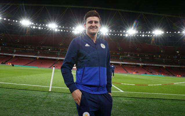Harry Maguire will be allowed to join Manchester United or Manchester City if Leicester receive world record transfer bid - Leicester City FC