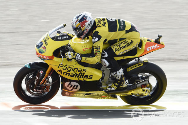 "#40 Maverick Viñales (Moto2) - 2014 <span class=""copyright"">Gold and Goose / Motorsport Images</span>"