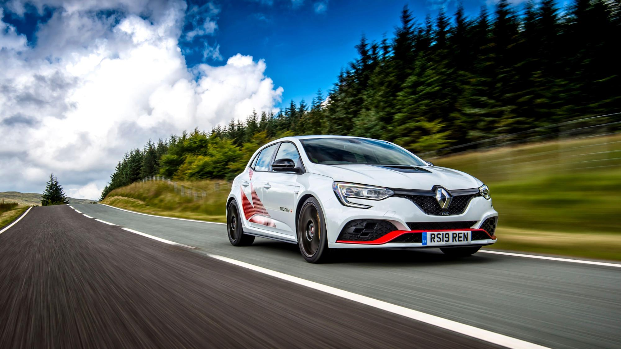 First Drive: Renault's Megane R.S. Trophy-R arrives as a serious hot hatch contender