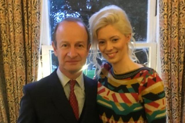 Wife of ousted UKIP leader Henry Bolton: I could never have imagined his affair with Jo Marney