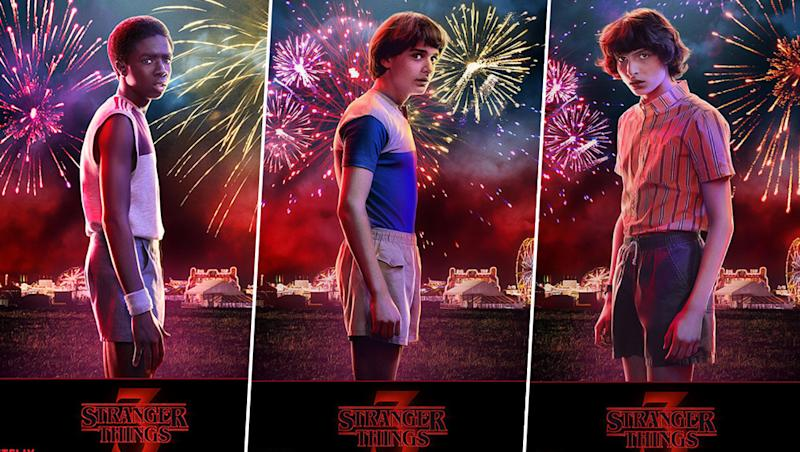 Stranger Things Season 3 Character Posters Reveal New Looks Of the Lead Cast, Expect Nothing Less Than Fireworks!