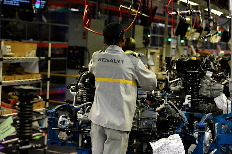 Renault Shares Gain After Record Full Year Profits, Dividend Boost
