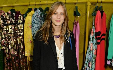Olympia Campbell attends a VIP preview of the Dover Street Market in March 2016 in London - Credit: David M Benett/Getty Images Europe
