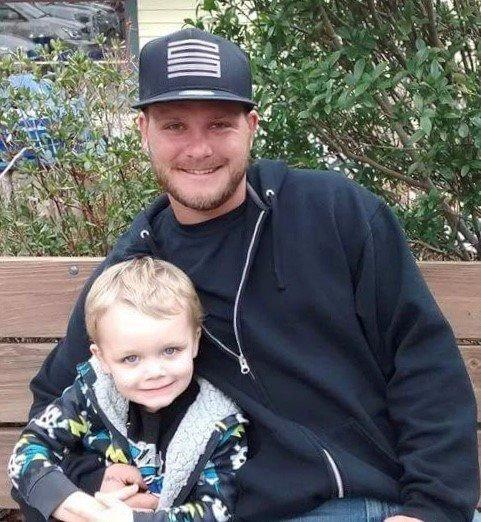 Kenneth Andrew White, 32, was killed by one of several rocks tossed off of an interstate's overpass last week, authorities said.