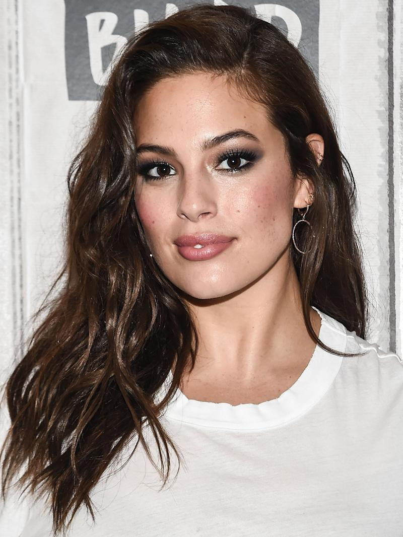 Ashley Graham May Be Launching A Makeup Line