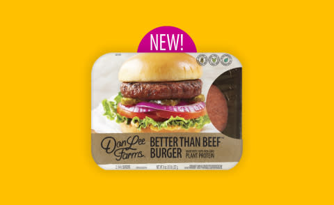 CORRECTING and REPLACING The New Better Than Beef™ Burger: Made from Plants. Launching at Costco.