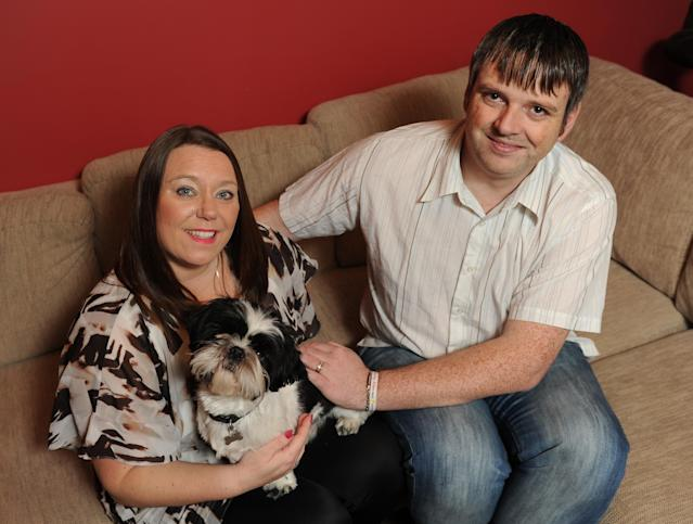 Dawn and her husband Mark welcome the new bereavement leave [Photo: Supplied by Dawn Allen]