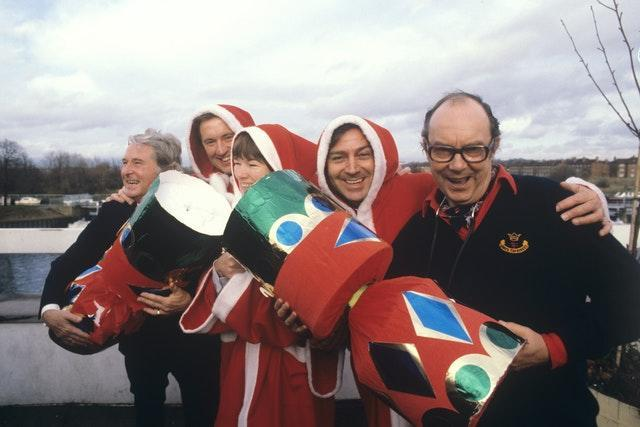 Entertainment – Morecambe and Wise Christmas Show