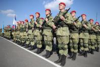 Opening of Zapad-2021 military exercise in Brest Region