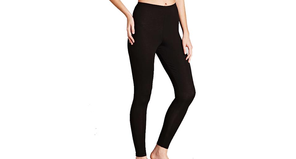 John Lewis & Partners Heat Generating Thermal Leggings