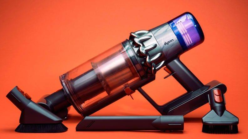 This vacuum will become your go-to for daily cleaning.