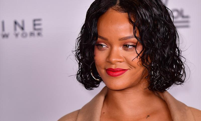 "Rihanna's much-anticipated cosmetics line, <a href=""https://www.fentybeauty.com/"" target=""_blank"">Fenty Beauty</a>, will be on sale at <a href=""https://www.sephora.com/"" target=""_blank"">Sephora</a> and <a href=""https://ec.yimg.com/ec?url=http%3a%2f%2fwww.harveynichols.com%2f%26quot%3b&t=1532215284&sig=UDRZiIB2eoD_th6ZhCcnDA--~D target=""_blank"">Harvey Nichols</a> this Friday."