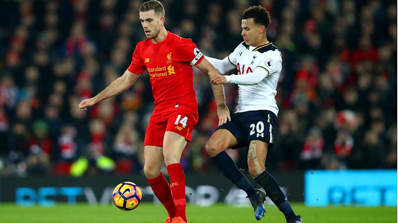 Jordan Henderson's decision to call a clear-the-air team meeting sparked a reaction from the Reds against Spurs and he wants them to continue fighting