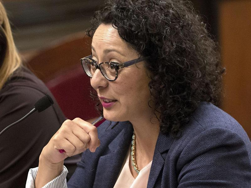 Cristina Garcia carved out a name as a champion of women's issues: AP