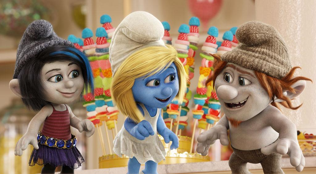 "Still from Columbia Pictures' ""The Smurfs 2"" - 2013"