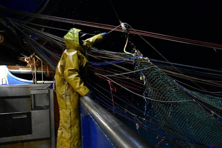 "French fishermen fear that London's promise to ""take back control"" of its territorial waters could leave them up the creek"