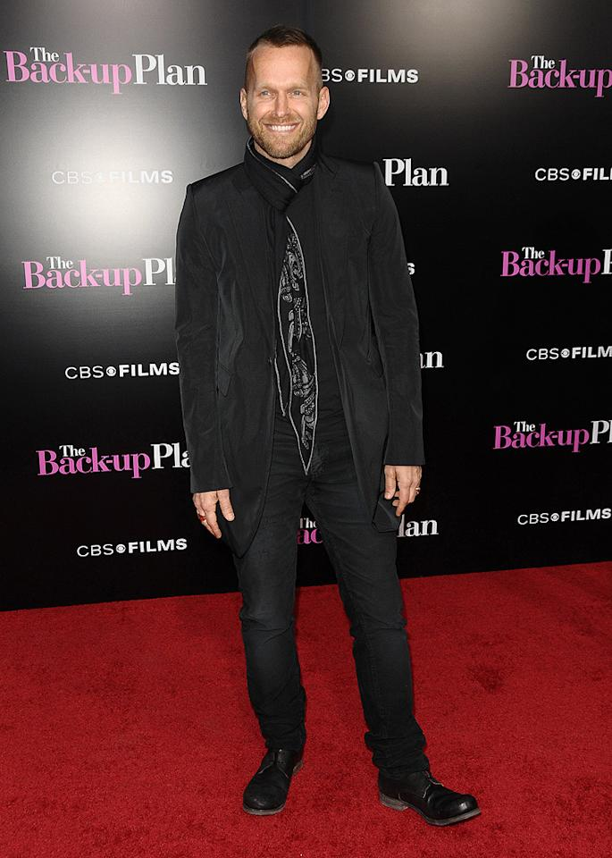 "<a href=""http://movies.yahoo.com/movie/contributor/1808942314"">Bob Harper</a> at the Los Angeles premiere of <a href=""http://movies.yahoo.com/movie/1810107558/info"">The Back-up Plan</a> - 04/21/2010"