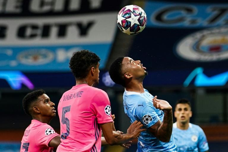 Man City pounce on Varane mistakes to dump out Real Madrid