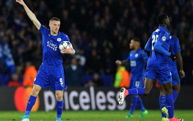 <span>Leicester's European adventure was good while it lasted</span>