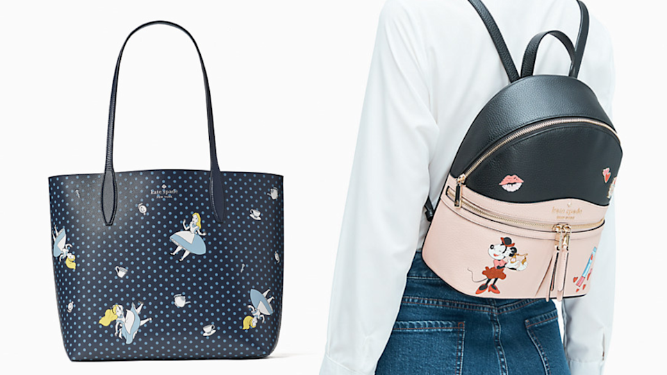 The Disney x Kate Spade collection has arrived—where to buy it before it sells out