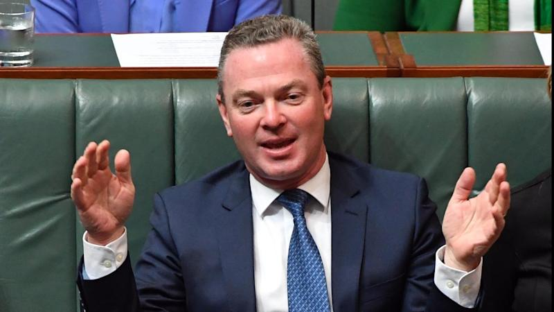 Calls for Pyne's head warranted: Abbott