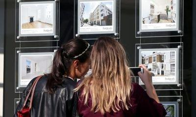 House price growth lowest in five years