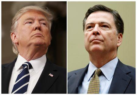 Trump told Russian officials firing 'nut job' Comey relieved pressure on him