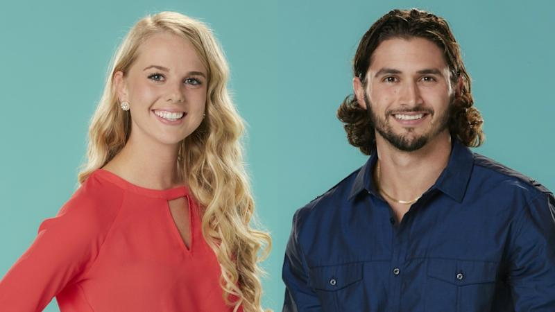 'Big Brother' Alums Nicole Franzel and Victor Arroyo Get Engaged During Visit Back to the House