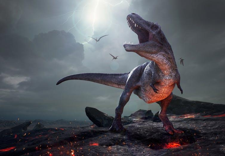 Dinosaurs could have avoided mass extinction if the killer asteroid had landed almost anywhere else