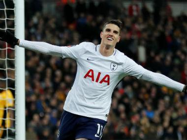 FA Cup: Tottenham Hotspur boss Mauricio Pochettino backs fit-again Erik Lamela to reach 'new level'