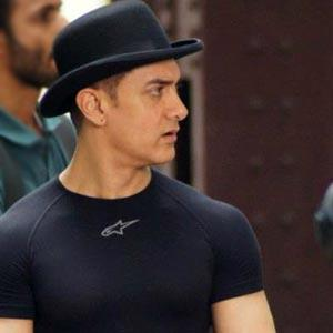 Aamir Khan To Play A Circus Trapeze Artist In 'Dhoom 3'!