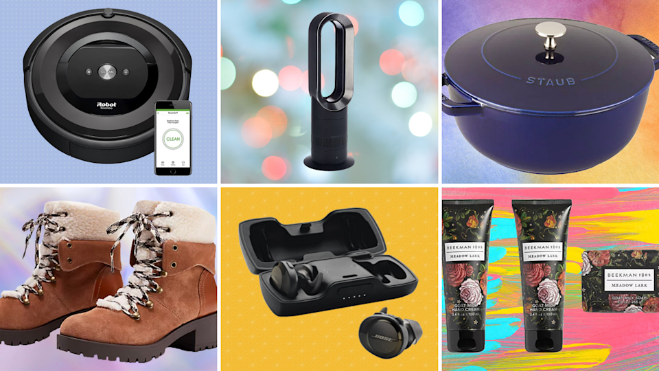 QVC just dropped amazing post-Christmas deals on everything from air fryers to robovacs. (Photo: QVC)