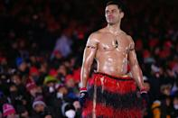 <p>But that wasn't the end of Taufatofua! He returned to the PyeongChang Olympics in 2018, once again shirtless even though it was winter. </p> <p>It's worth nothing that, more impressive than his abs is his degree in engineering from the University of Queensland. </p>