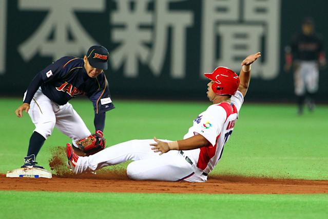 Japan v Cuba - World Baseball Classic First Round Group A