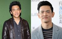 <p>The <em>Searching</em> star looks just as youthful as the dude who coined MILF in <em>American Pie</em> (Photo by Sebastian Artz/Getty Images) </p>