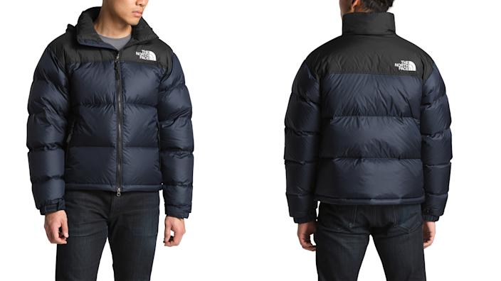Best gifts for teen boys 2019: North Face Nuptse coat