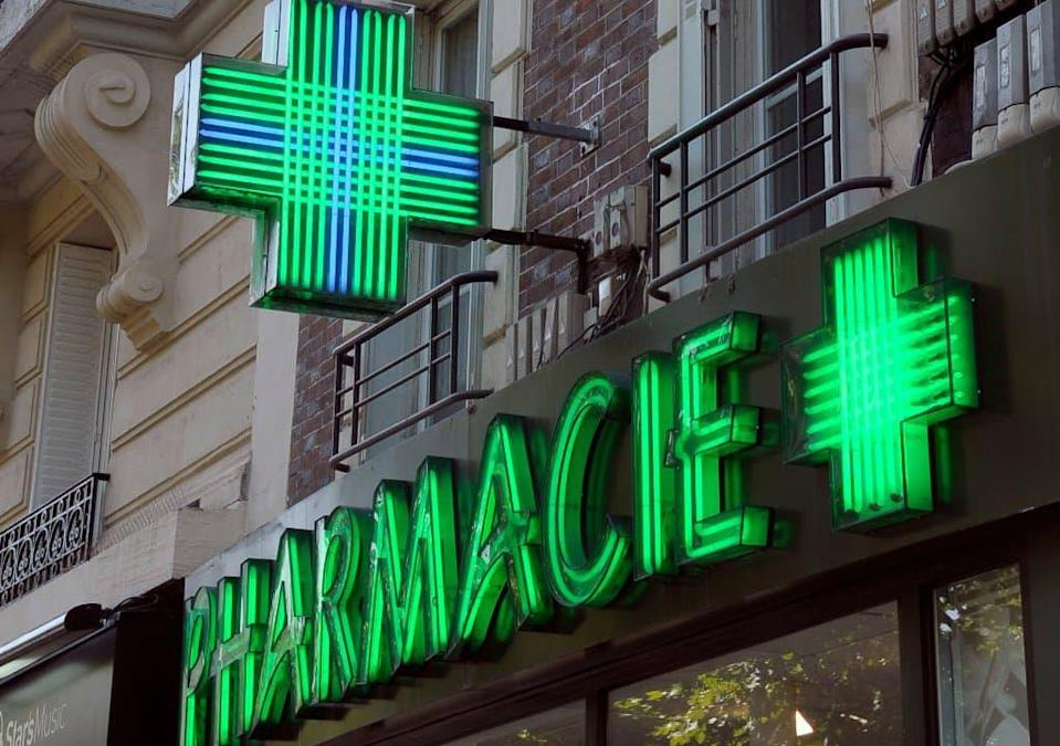 Une pharmacie (image d'illustration) - Miguel Medina - AFP