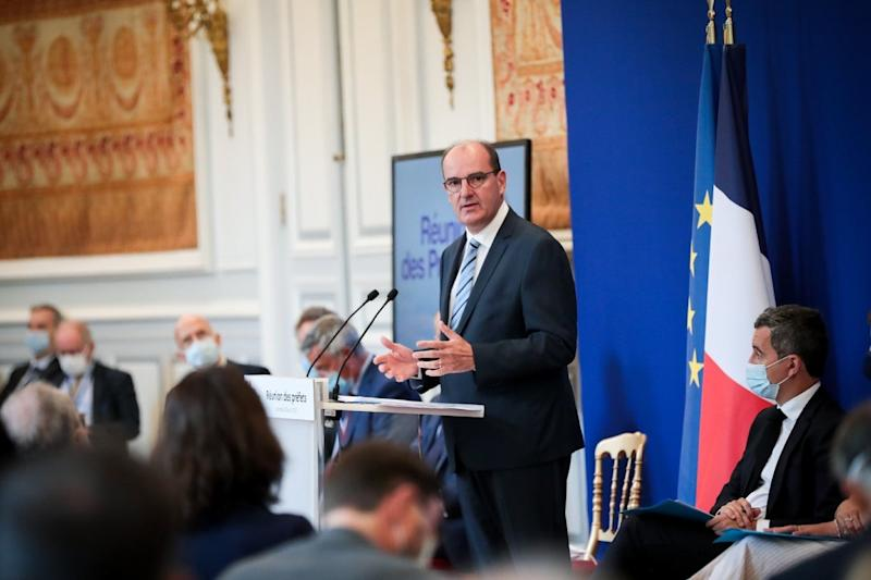 Amid 'Strong' Second Wave of Covid-19, French PM Does Not Rule Out Local Lockdown