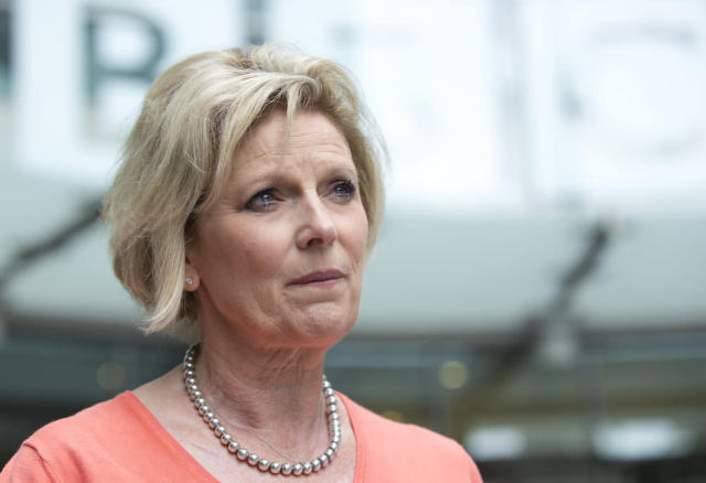 """Conservative MP Anna Soubry has called a campaign by Leave.EU """"blatant infiltration"""" (Picture: PA)"""