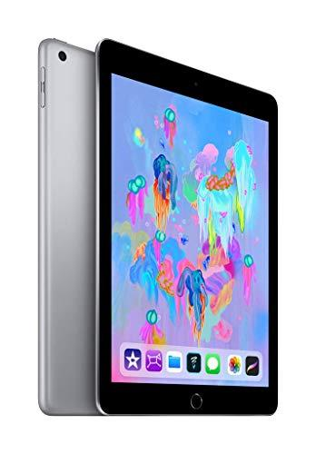"""<p><strong>Apple</strong></p><p>amazon.com</p><p><strong>$249.00</strong></p><p><a href=""""http://www.amazon.com/dp/B07BTS2KWK/?tag=syn-yahoo-20&ascsubtag=%5Bartid%7C10060.g.29000719%5Bsrc%7Cyahoo-us"""" target=""""_blank"""">Shop Now</a></p><p>Last year's iPad with Wi-Fi connectivity and 32GB of storage space is now $80 off and available in gold, silver, or space gray. This model features a 9.7-inch display, A10 fushion chip, fingerprint sensor, up to ten hours of battery life, and supports the Apple Pencil.</p>"""