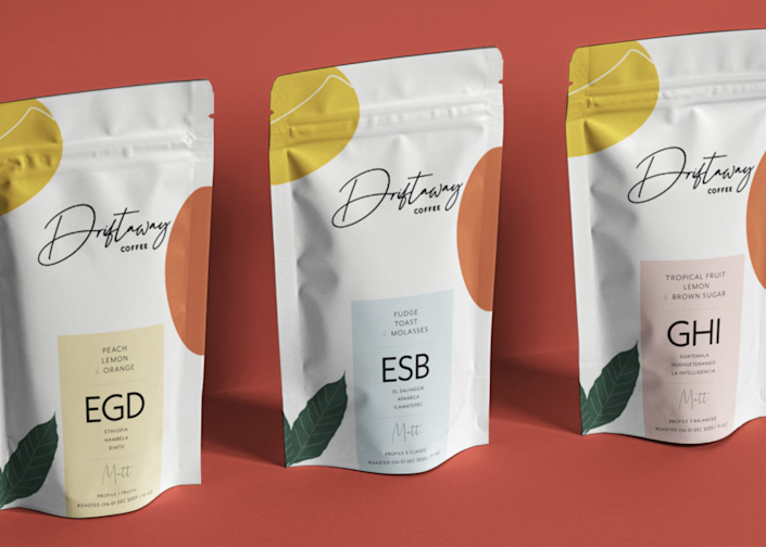 """<h2>Driftaway Coffee Customizable Coffee </h2><br>Subscriptions to this sustainable, farmer-supporting coffee bean company start at $60 for two months, and you can customize the deliveries to fit your giftee's preferences and your budget. For caffiene-lovers who want to dive even deeper, the brand also offers <a href=""""https://driftaway.coffee/private-virtual-tasting/"""" rel=""""nofollow noopener"""" target=""""_blank"""" data-ylk=""""slk:expert-guided virtual coffee tastings"""" class=""""link rapid-noclick-resp"""">expert-guided virtual coffee tastings</a>.<br><br><em>Shop <strong><a href=""""https://driftaway.coffee/"""" rel=""""nofollow noopener"""" target=""""_blank"""" data-ylk=""""slk:Driftway Coffee"""" class=""""link rapid-noclick-resp"""">Driftway Coffee</a></strong></em><br><br><strong>Driftaway Coffee</strong> Customizable Coffee Subscription, $, available at <a href=""""https://go.skimresources.com/?id=30283X879131&url=https%3A%2F%2Fdriftaway.coffee%2Fcoffee-gifts%2F"""" rel=""""nofollow noopener"""" target=""""_blank"""" data-ylk=""""slk:Driftaway Coffee"""" class=""""link rapid-noclick-resp"""">Driftaway Coffee</a>"""