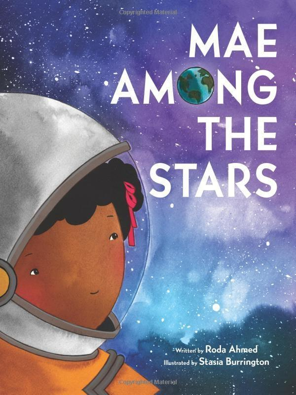 "<p>Learn about the first African American woman to travel in space, Mae Jemison with <b><a href=""https://www.popsugar.com/buy/Mae-Among-Stars-579406?p_name=Mae%20Among%20the%20Stars&retailer=amazon.com&pid=579406&evar1=moms%3Aus&evar9=47521156&evar98=https%3A%2F%2Fwww.popsugar.com%2Fphoto-gallery%2F47521156%2Fimage%2F47521528%2FAges-4-6-Mae-Among-Stars&prop13=api&pdata=1"" class=""link rapid-noclick-resp"" rel=""nofollow noopener"" target=""_blank"" data-ylk=""slk:Mae Among the Stars"">Mae Among the Stars</a></b> ($7).</p>"