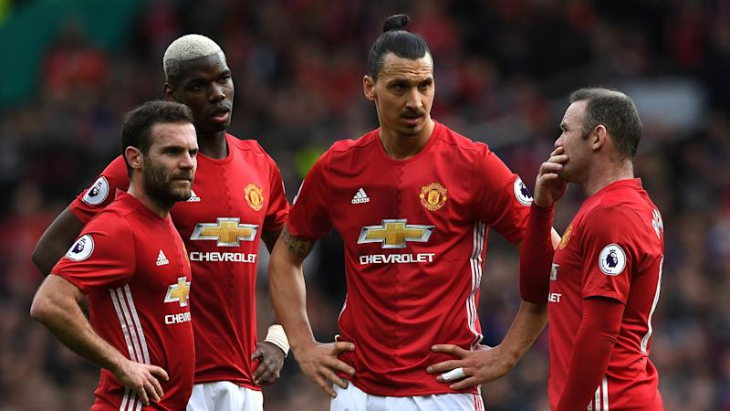 Manchester United players