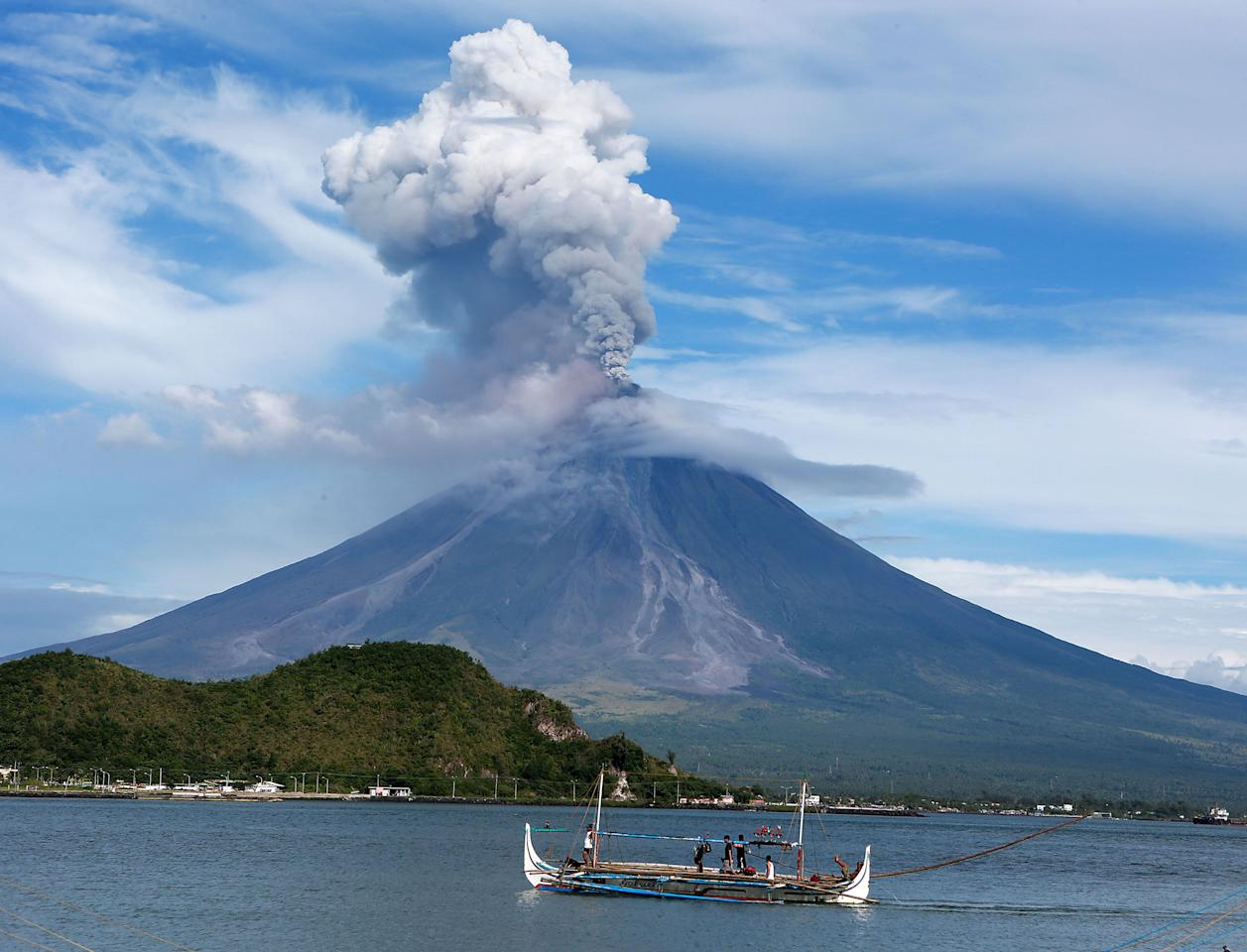 The Most Dangerous Active Volcanoes on Earth