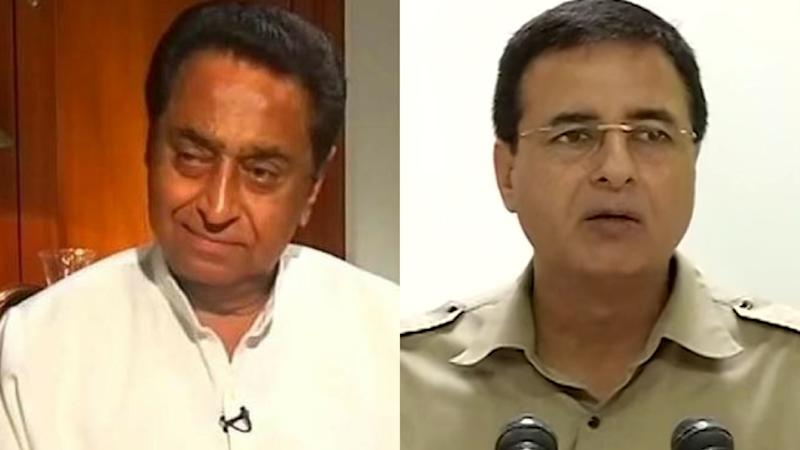 Kamal Nath Not Joining BJP, Says Congress Leader Randeep Surjewala
