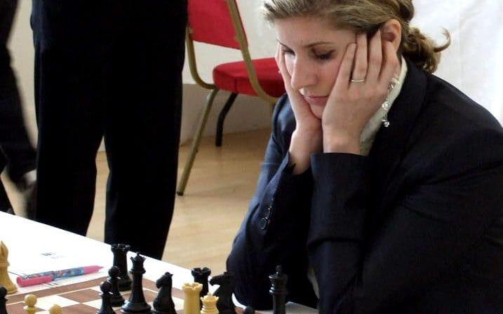 Jovanka Houska, Britain's number one female chess player, said more needs to be done to encourage women to play chess
