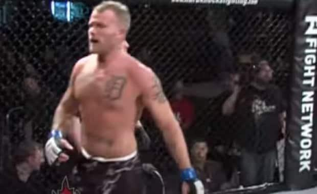 Daniel Walders, 39, who is accused of domestic assault against three women over a 10-year period, used to fight professionally in the MMA circuit. (Hard Knocks Fighting - image credit)