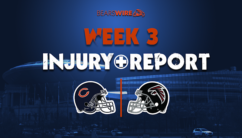 Bears injury report: Khalil Mack limited in Thursday's practice