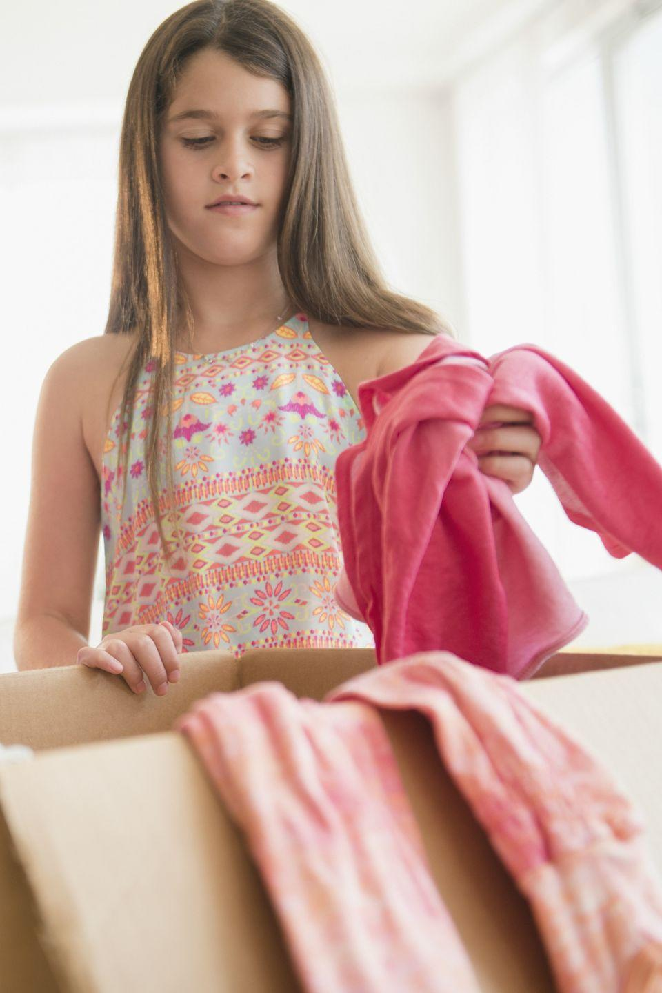 """<p>When switching between kids' summer and winter <span class=""""itxtrst itxtrsta itxthook"""">clothes</span>, mark boxes with the date and sizes so you don't have to paw through them to know if they'll fit. </p><p><strong><a class=""""link rapid-noclick-resp"""" href=""""https://www.amazon.com/Onlyeasy-Foldable-Storage-Bins-Lids/dp/B07GCQRXPR/?tag=syn-yahoo-20&ascsubtag=%5Bartid%7C10070.g.3310%5Bsrc%7Cyahoo-us"""" rel=""""nofollow noopener"""" target=""""_blank"""" data-ylk=""""slk:SHOP STORAGE BINS"""">SHOP STORAGE BINS</a></strong></p>"""