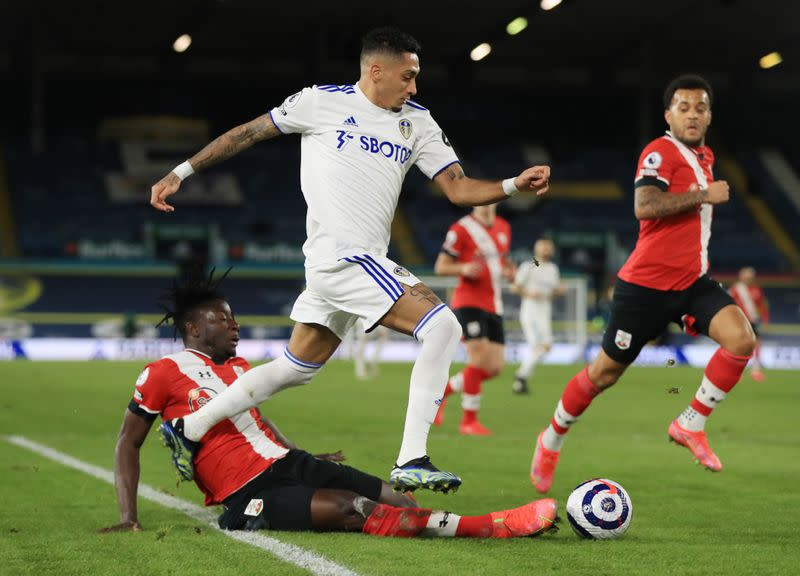 Premier League - Leeds United v Southampton